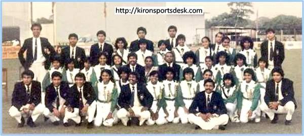 1st bd odi team-