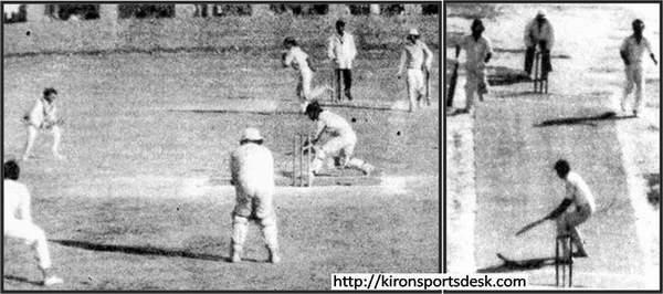 cricket old match